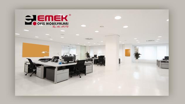 Emek Ofis Designer poster