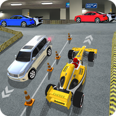 Car Parking Formula: Car Parking Games icon