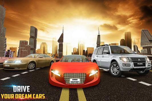New Traffic Addictive School 3D Sim poster