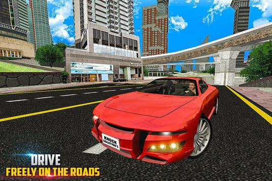New Traffic Addictive School 3D Sim screenshot 2