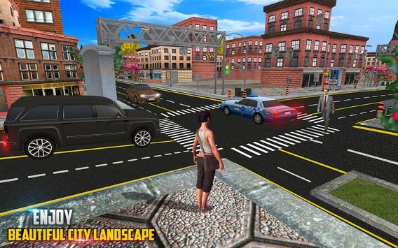 New Traffic Addictive School 3D Sim screenshot 7