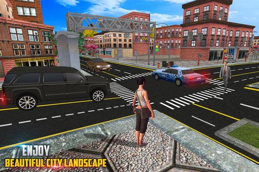 New Traffic Addictive School 3D Sim screenshot 5