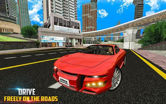 New Traffic Addictive School 3D Sim screenshot 9