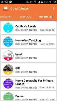 Text Viewer apk screenshot