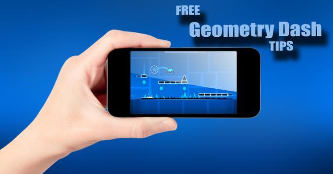 Free Geometry Dash Tips poster