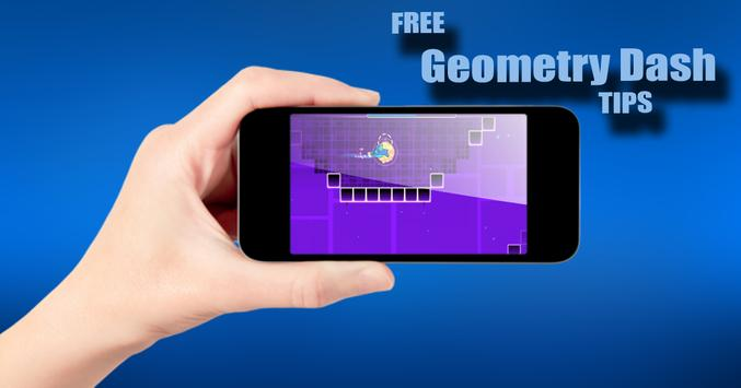 Free Geometry Dash Tips screenshot 1