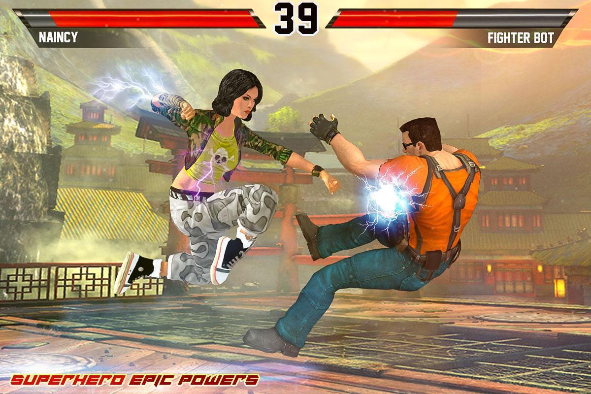 الكونغ فو عمل قتال: الأفضل قتال ألعاب for Android - APK Download