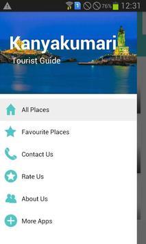 Kanyakumari-Tourist Guide poster