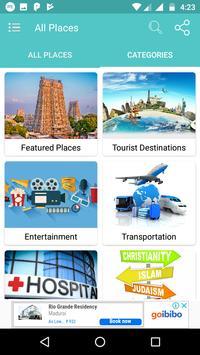 Madurai-Tourist Guide screenshot 1