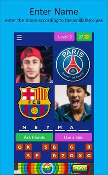 FOOTBALL PLAYER screenshot 1
