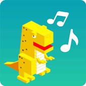 Dino Scream icon