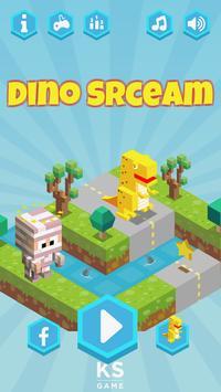 Dino Scream poster