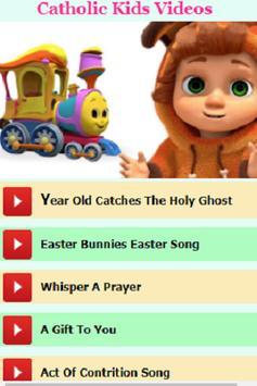 Catholic Kids Lessons Videos poster
