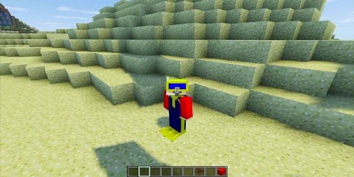 Fantastic Fish Mod MCPE apk screenshot