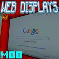Web Displays Mod Minecraft