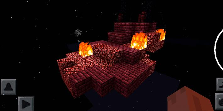 Skyblock Survival Challenge. Map for MCPE screenshot 3