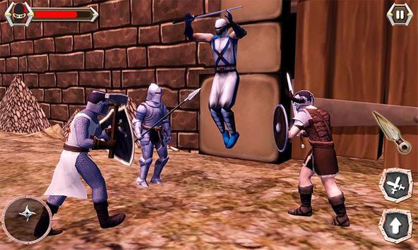Ninja Castle Fighting - Assassin War 2019 screenshot 3