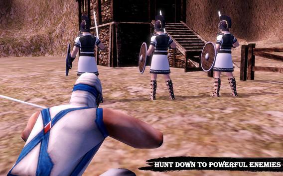 Ninja Castle Fighting - Assassin War 2019 screenshot 5