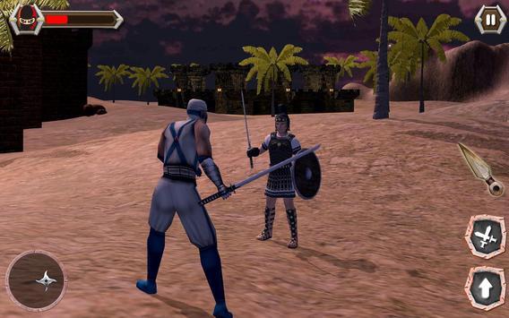 Ninja Castle Fighting - Assassin War 2019 screenshot 8