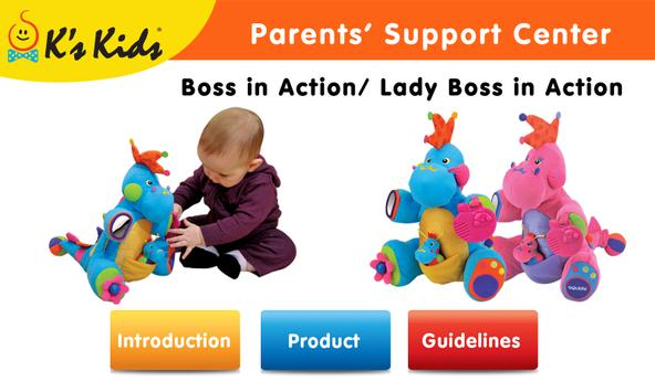 Boss/Lady Boss in Action poster