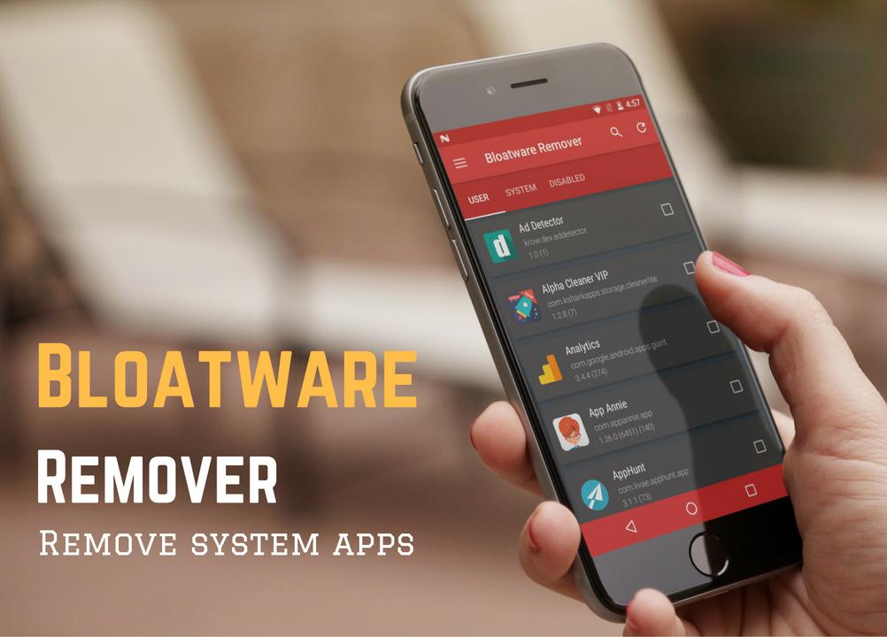 Bloatware Remover for Android - APK Download