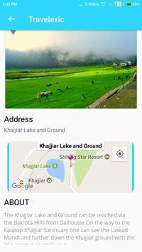 Travelexic- Road2Himachal apk screenshot