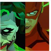 DP Wallpaper Superhero FanArt Pro icon