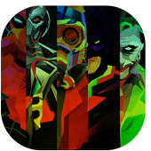 Cool DP Wallpaper Superhero FanArt icon