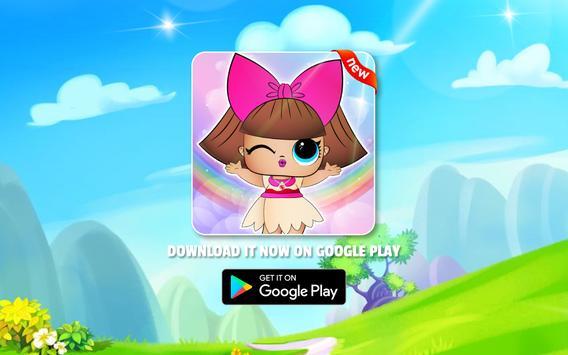 Lol Surprise  💕 Eggs Moa Dolls apk screenshot