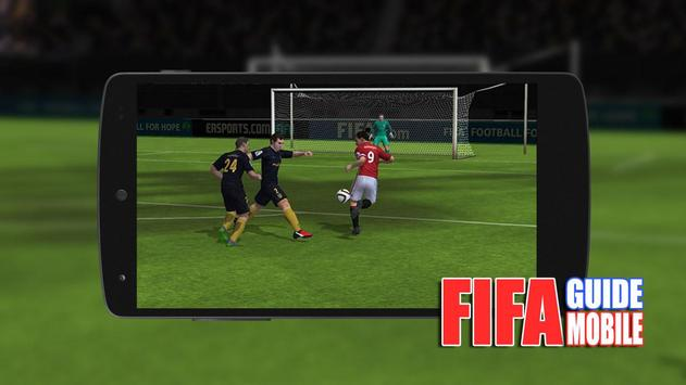 Guide for FIFA Mobile Football screenshot 1