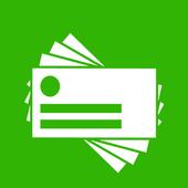 Business Cards Designer icon