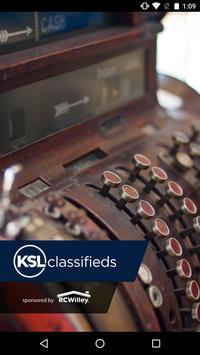 KSL Classifieds poster