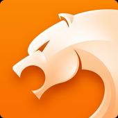 CM Browser 獵豹瀏覽器 廣告攔截 影片下載的神器 ,隱私又安全的瀏覽器 圖標
