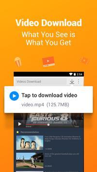 CM Browser - Ad Blocker , Fast Download , Privacy apk screenshot