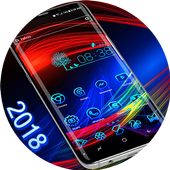 Neon 2 | HD Wallpapers - Themes 2018 icon