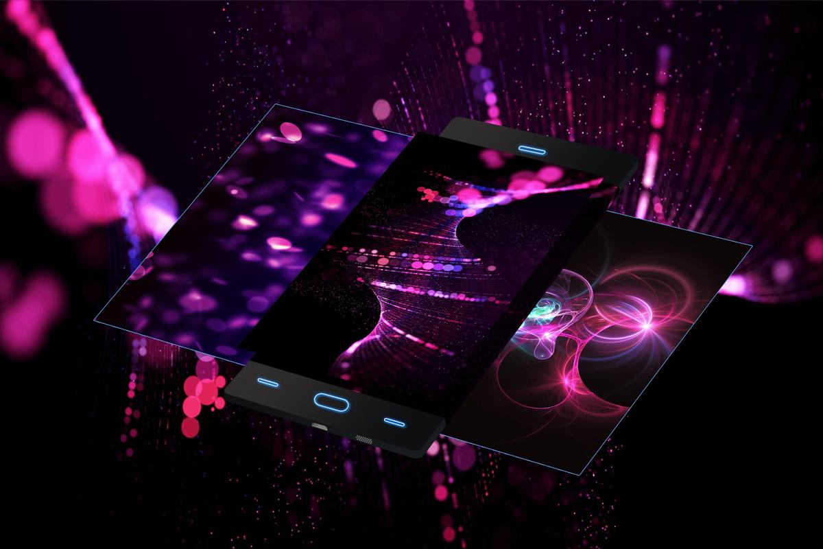 Neon 2 Hd Wallpapers Themes 2018 Apk Download Free
