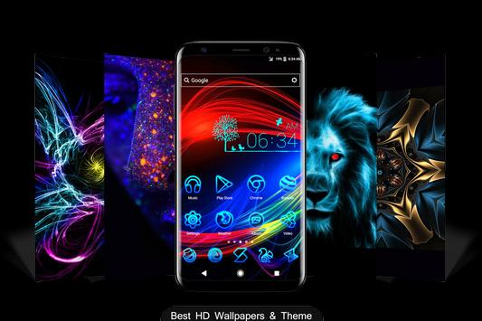 Neon 2 | HD Wallpapers - Themes 2018 poster