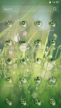 Dew Drop Theme apk screenshot