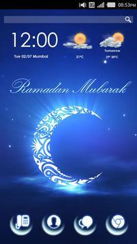 Eid Mubarak Theme poster