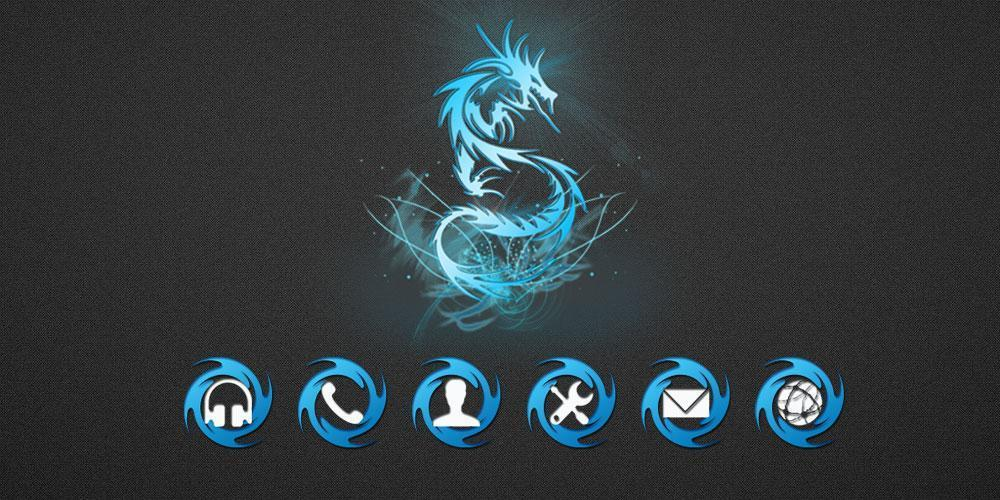 Free Dragon Theme for Android - APK Download