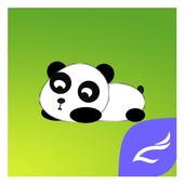 Panda CM Launcher Theme icon