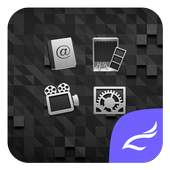 Black Theme icon