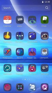 Galaxy Theme for Andorid Phone apk screenshot