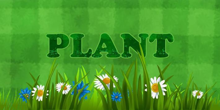 Plant Theme poster