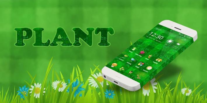 Plant Theme screenshot 1