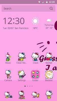 Guess Who Kitty Theme 截图 1
