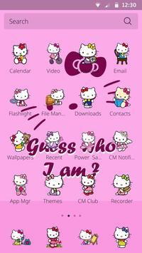 Guess Who Kitty Theme 截图 2