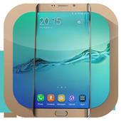 Theme for Samsung S6 Edge+ icon