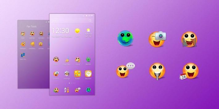 Emoji Theme poster