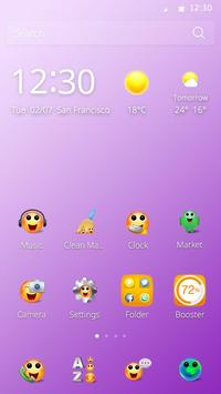 Emoji Theme apk screenshot